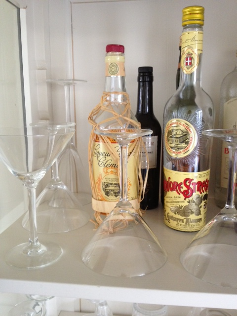 Cocktail glazen