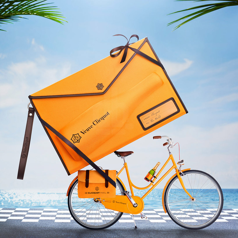 The Clicquot Mail Collection
