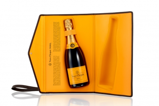 Veuve Clicquot Clutch
